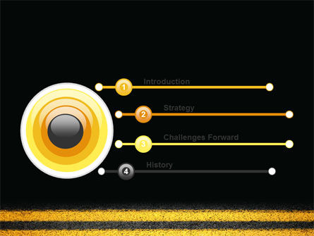 Road Marking PowerPoint Template, Slide 3, 03971, Cars and Transportation — PoweredTemplate.com