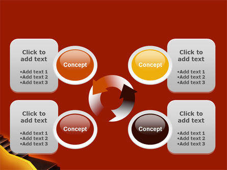 Downshifting PowerPoint Template Slide 9