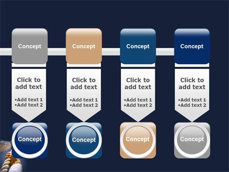 Climbing Up PowerPoint Template Slide 18