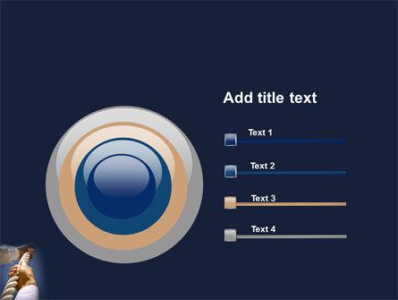 Climbing Up PowerPoint Template Slide 9