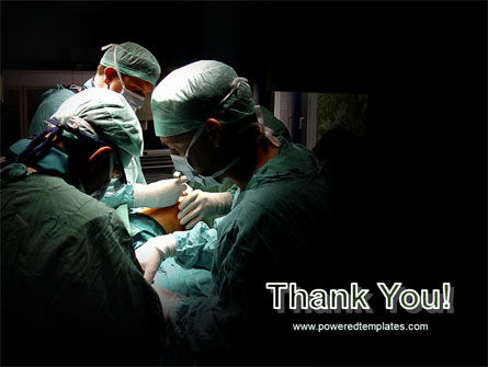 Major Surgery PowerPoint Template Slide 20