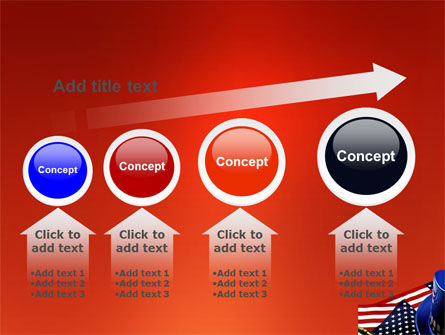 Symbols Of USA Elections PowerPoint Template Slide 13