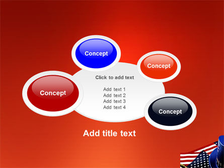 Symbols Of USA Elections PowerPoint Template Slide 16
