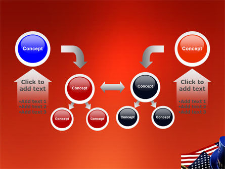 Symbols Of USA Elections PowerPoint Template Slide 19