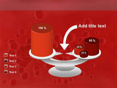 Blood PowerPoint Template Slide 10