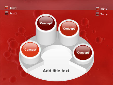 Blood PowerPoint Template Slide 12