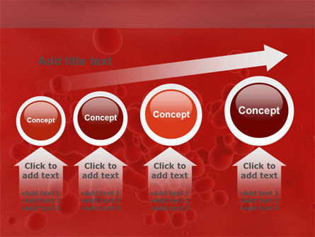 Blood PowerPoint Template Slide 13