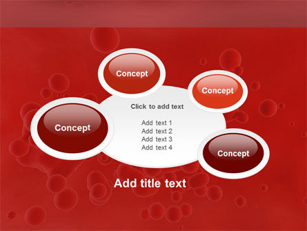 Blood PowerPoint Template Slide 16