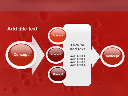 Blood PowerPoint Template Slide 17