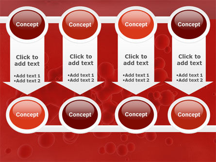 Blood PowerPoint Template Slide 18