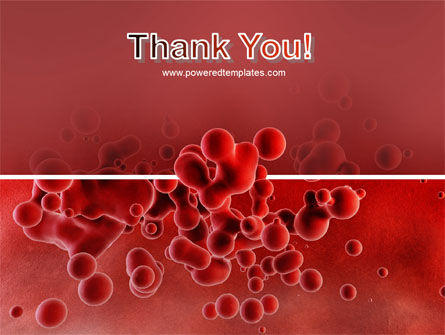 Blood PowerPoint Template Slide 20