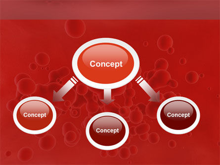 Blood PowerPoint Template Slide 4