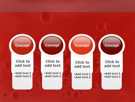 Blood PowerPoint Template Slide 5
