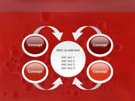 Blood PowerPoint Template Slide 6