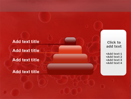 Blood PowerPoint Template Slide 8