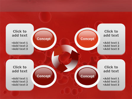 Blood PowerPoint Template Slide 9