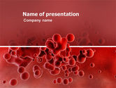 Medical: Blood PowerPoint Template #03987