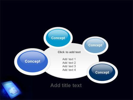 Passport PowerPoint Template Slide 16