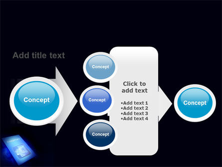 Passport PowerPoint Template Slide 17