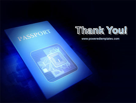 Passport PowerPoint Template Slide 20
