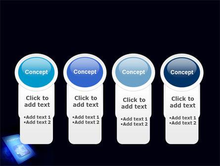Passport PowerPoint Template Slide 5