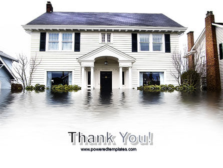 Flood PowerPoint Template Slide 20