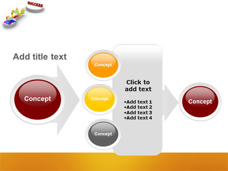 Bridge To Success PowerPoint Template Slide 17