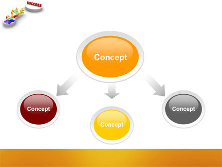 Bridge To Success PowerPoint Template Slide 4