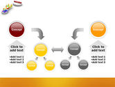 Bridge To Success PowerPoint Template#19