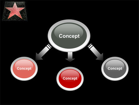 Walk of Fame PowerPoint Template Slide 4