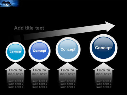 Twilight PowerPoint Template Slide 13
