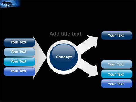 Twilight PowerPoint Template Slide 14