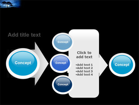 Twilight PowerPoint Template Slide 17