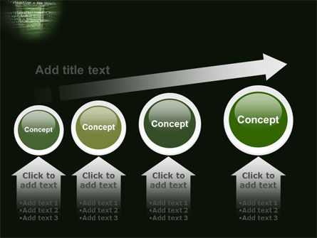 Program Code PowerPoint Template Slide 13