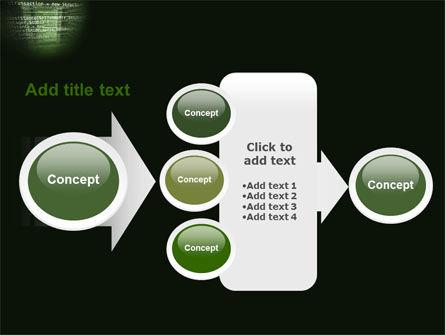 Program Code PowerPoint Template Slide 17
