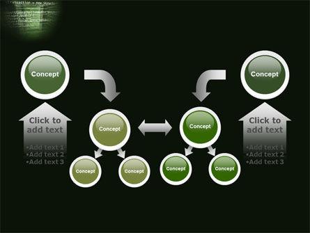 Program Code PowerPoint Template Slide 19