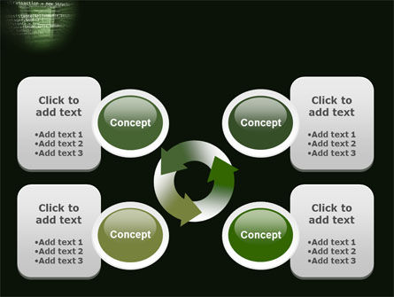 Program Code PowerPoint Template Slide 9