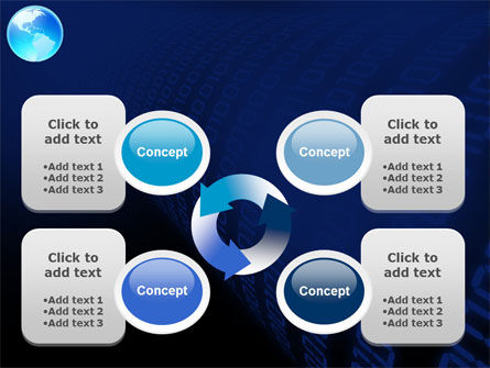 Communication Media PowerPoint Template Slide 9