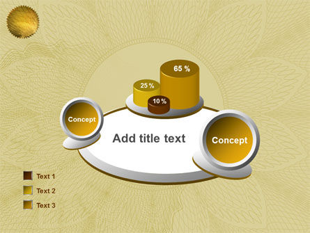 Certificate PowerPoint Template Slide 16