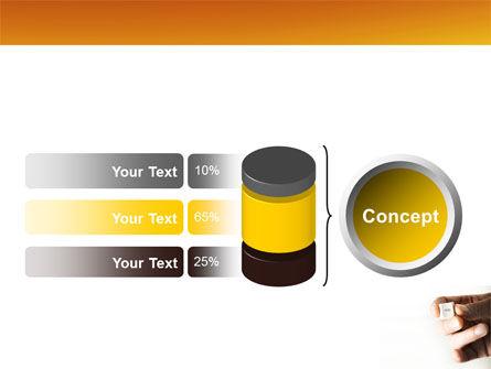 Help Key PowerPoint Template Slide 11