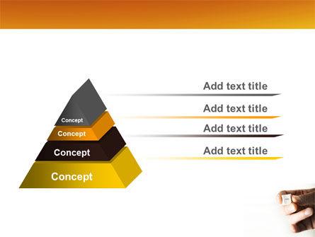 Help Key PowerPoint Template Slide 12