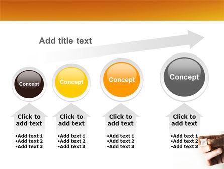 Help Key PowerPoint Template Slide 13