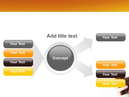 Help Key PowerPoint Template Slide 14