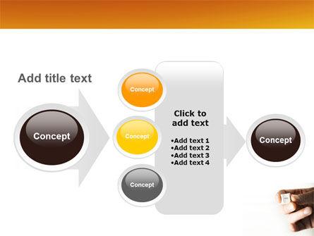 Help Key PowerPoint Template Slide 17