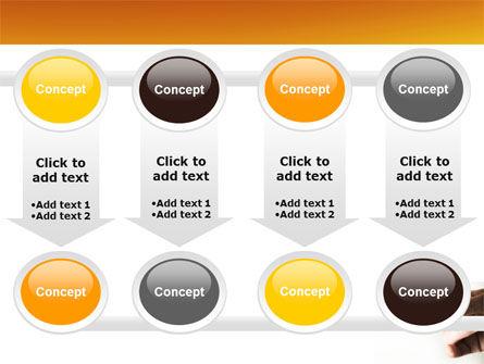 Help Key PowerPoint Template Slide 18