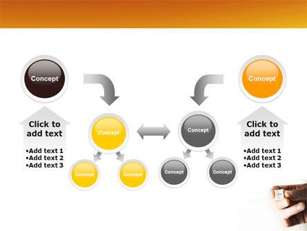 Help Key PowerPoint Template Slide 19