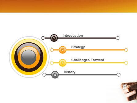 Help Key PowerPoint Template, Slide 3, 04037, Consulting — PoweredTemplate.com