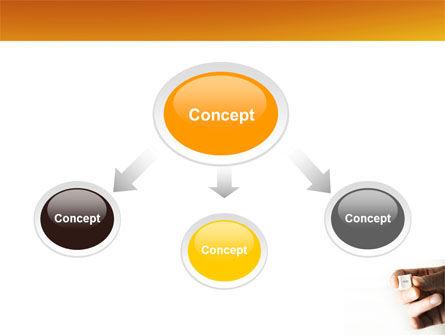 Help Key PowerPoint Template, Slide 4, 04037, Consulting — PoweredTemplate.com