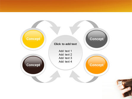 Help Key PowerPoint Template Slide 6