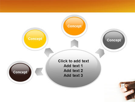 Help Key PowerPoint Template Slide 7